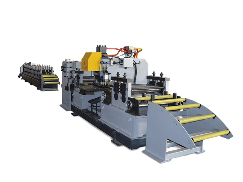 SBL500 CNC punching and rolling production line
