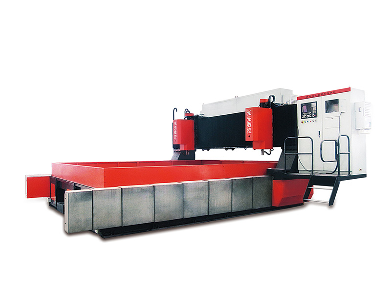 PZ4040 gantry mobile CNC drilling machine